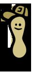 لوگو بسته بندی حبوبات الماس دانه