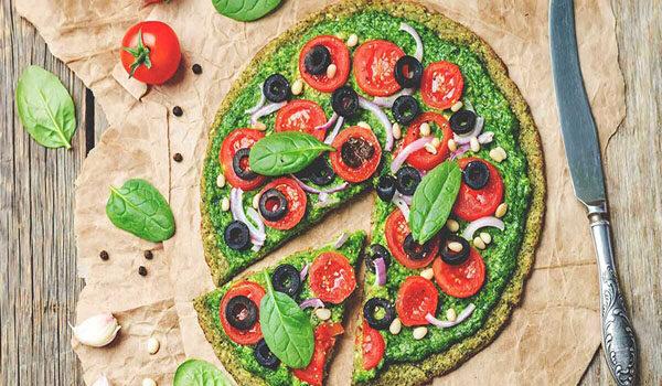 پیتزا وگان